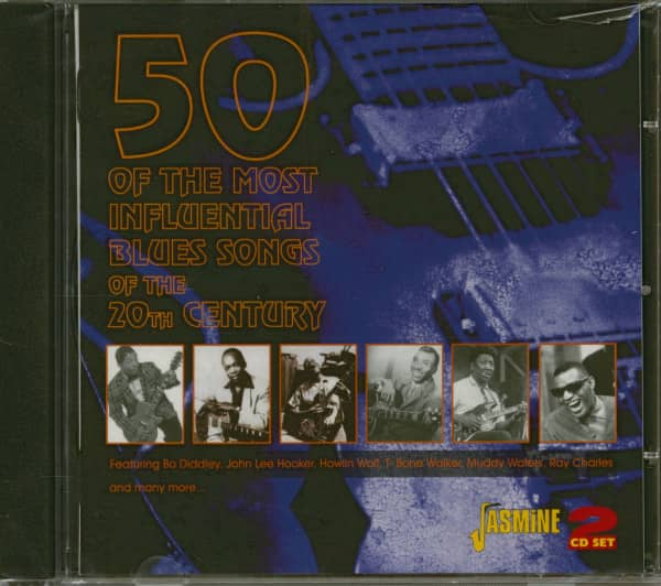50 Of The Most Influential Blues Songs Of The 20th Century (2-CD)