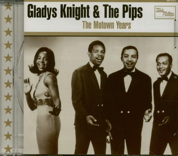 The Motown Years (CD)