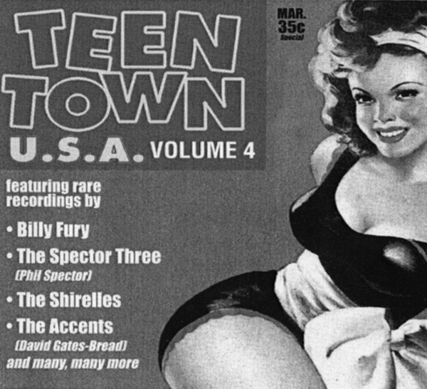 Vol.4, Teen Town USA