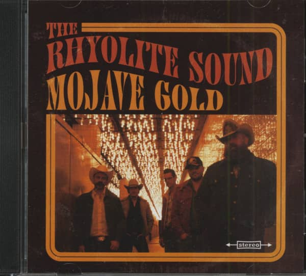 Mojave Gold (CD)