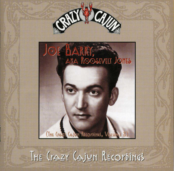 Crazy Cajun Recordings Vol.2 (CD)