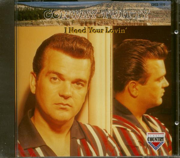 I Need Your Lovin' (CD)