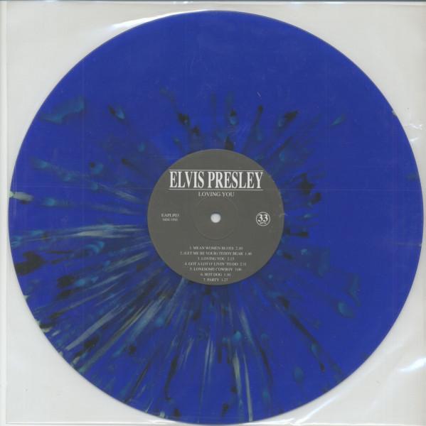 Loving You (LP, Color Vinyl)