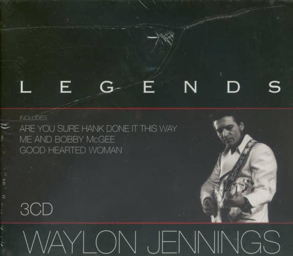 Legends 3-CD