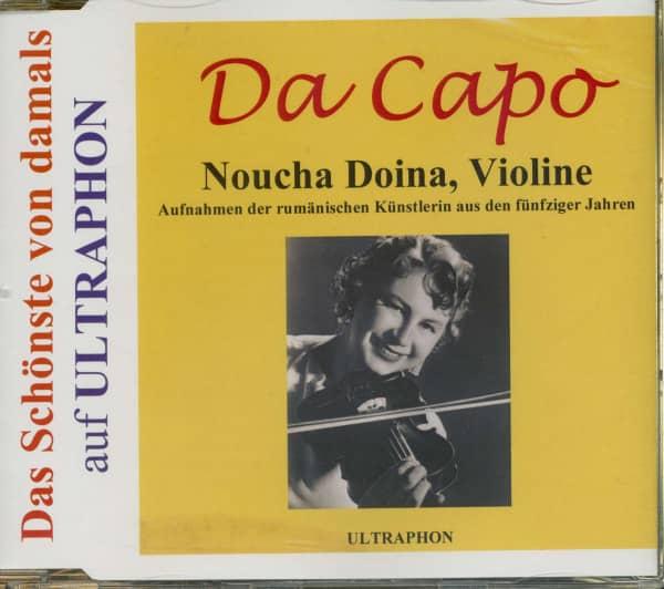 Da Capo - Noucha Doina (Violine) - Das Schönste Von Damals (CD)