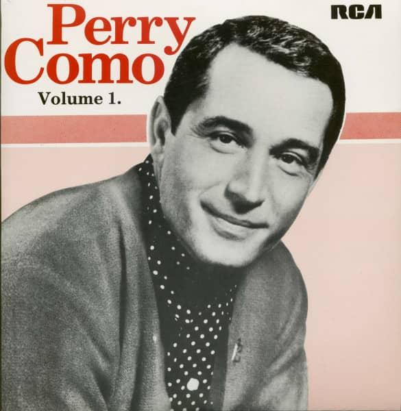 Perry Como - Volume 1. (7inch EP, SC, PS)