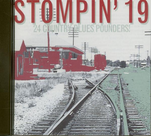Stompin' Vol.19 (CD)