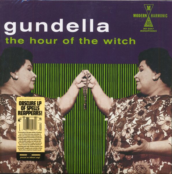 The Hour Of The Witch (LP, Green Vinyl)