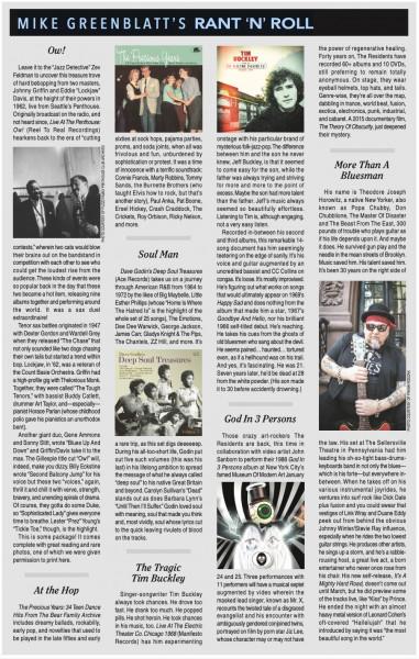 Presse-Archiv-The-Precious-Years-34-Teen-Dance-Hits-Mike-Greenblatt-S-Rant-N-Roll