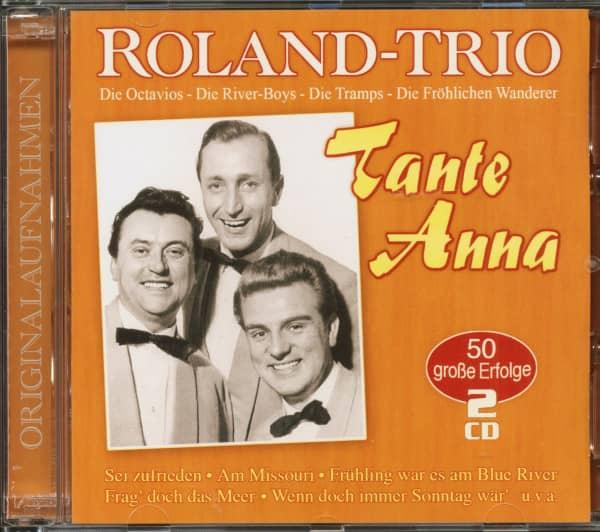 Tante Anna - 50 große Erfolge (2-CD)