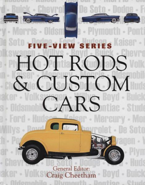 Hot Rods & Custom Cars - Craig Cheetham: Five-View Series
