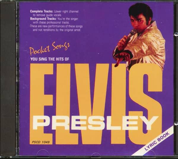 Karaoke - You Sing The Hits Of Elvis Presley (CD)