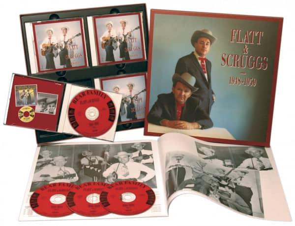 1948-1959 (4-CD Deluxe Box Set)
