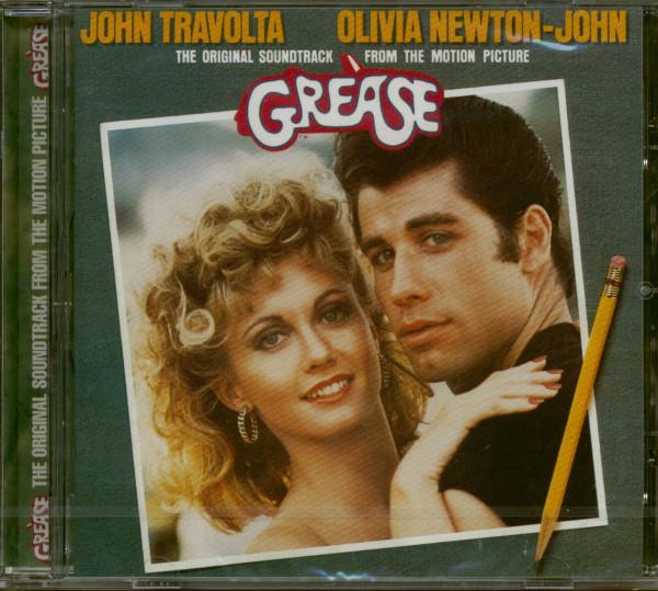 Grease - Original Soundtrack (CD)