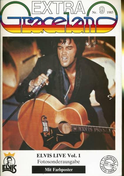 Graceland Extra Magazin Nr.09 - 1985