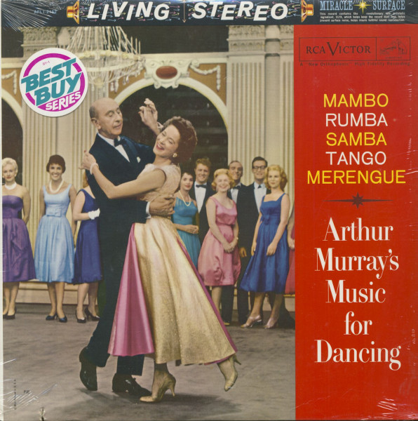 Mambo, Rumba, Samba, Tango, Merengue (LP)