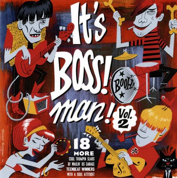 It's Boss! Man! Vol.2