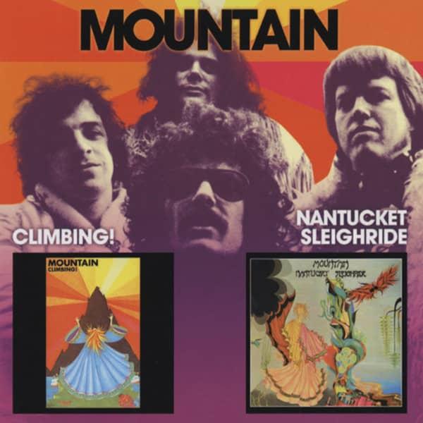 Climbing! & Nantucket Sleighride...plus