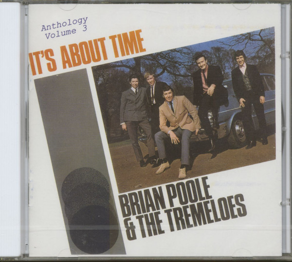 It's About Time - Anthology, Vol.3 (CD)