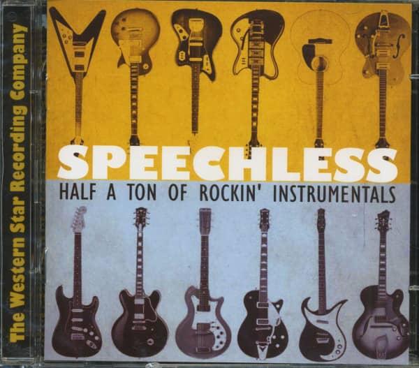 Speechless - Half A Ton Of Rockin' Instrumentals (2-CD)