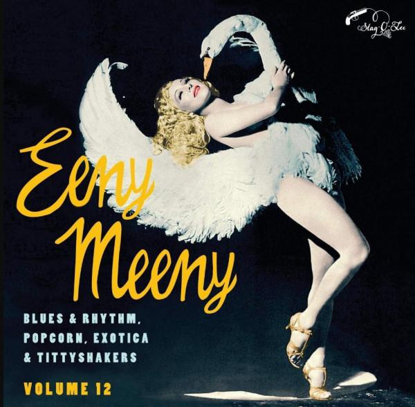 Exotic Blues & Rhythm Vol.12 - Eeny Meeny (10inch LP, Ltd.)