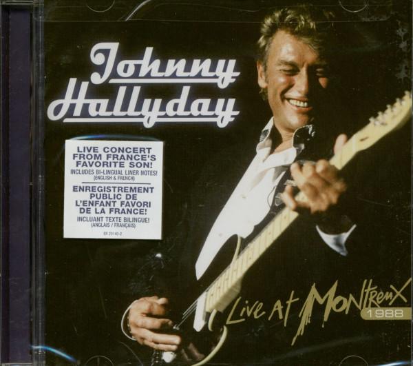 Live At Montreux 1988 (CD)