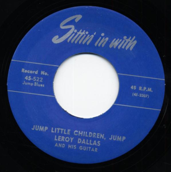 Jump Little Children, Jump - I'm Down Now (7inch, 45rpm)