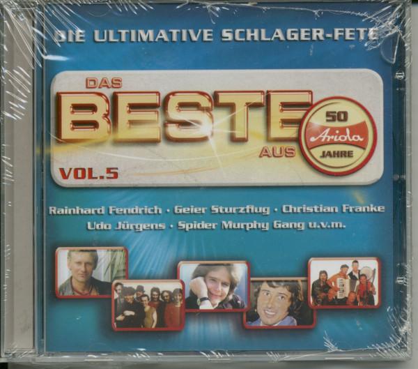 Ariola Vol.5 - Das Beste aus 50 Jahren (CD)