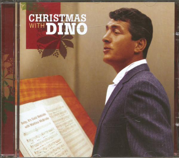 Christmas With Dino (CD, 2006 Edition)