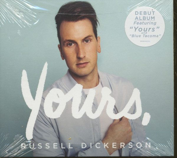 Yours, Russell Dickerson (CD)