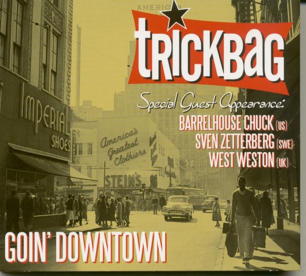 Goin' Downtown (CD)