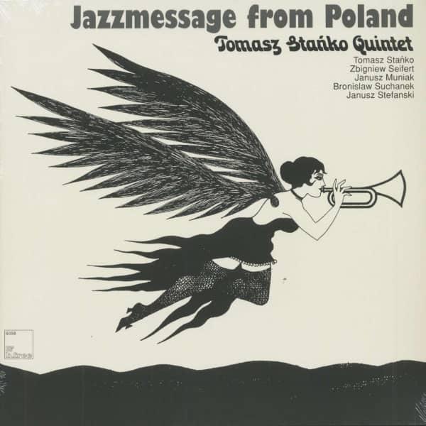 Jazzmessage From Poland (LP)