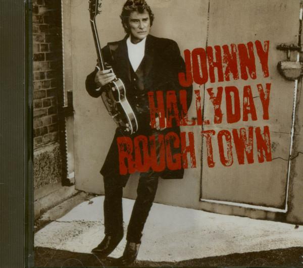 Rough Town (CD)