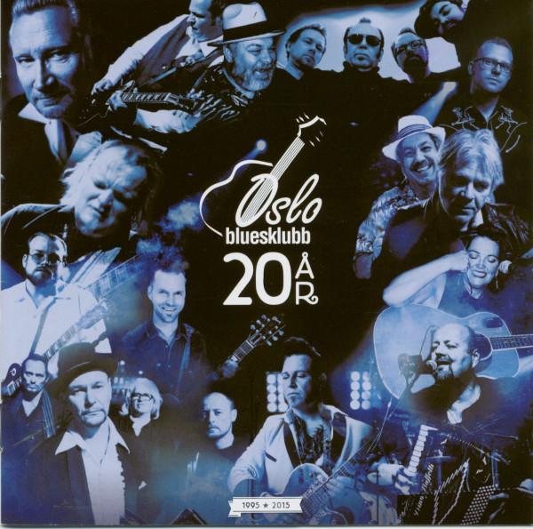 Oslo Bluesklubb 20 ar