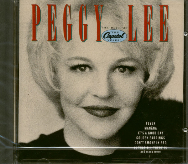 The Best Of Peggy Lee (CD)