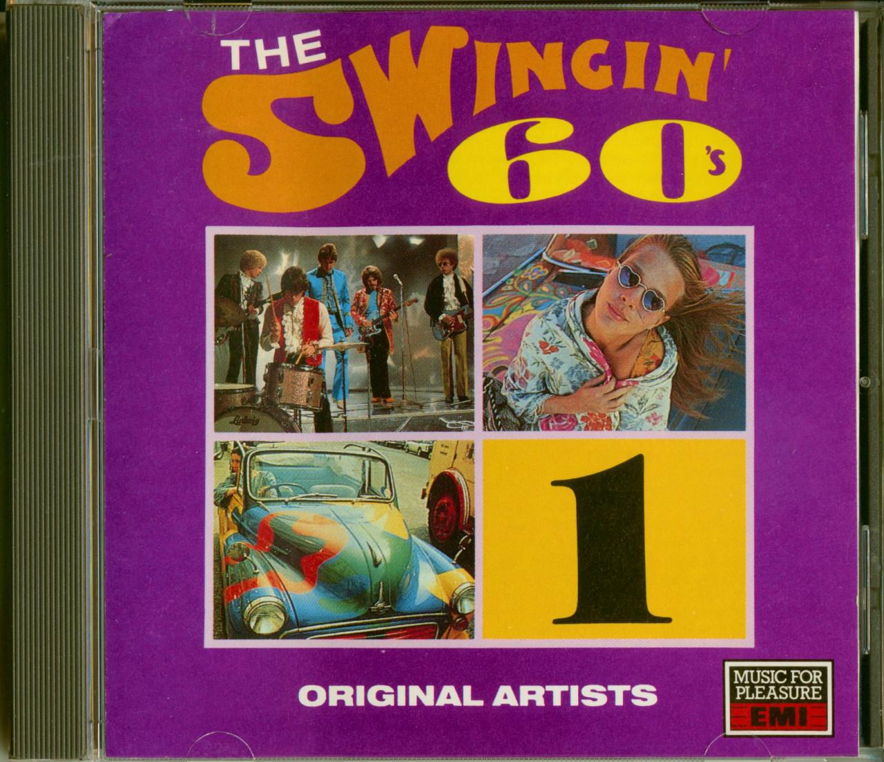 Various - The Swingin´ 60s (CD Album Compilation)