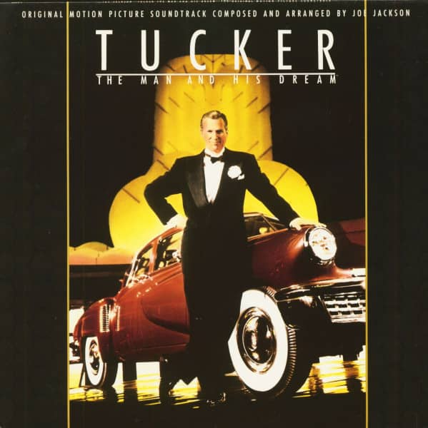Tucker - The Man And His Dream - Soundtracks (LP)