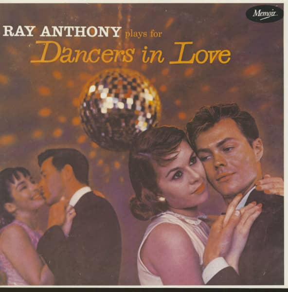 Plays For Dancers In Love (LP)