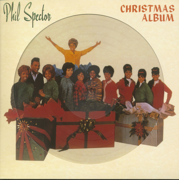 A Christmas Gift For You - The Phil Spector Christmas Album (Picture LP, 180g Vinyl)