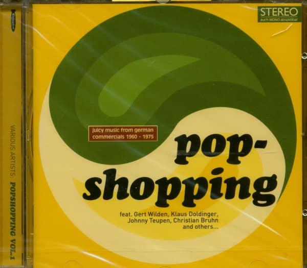 Popshopping Vol.1 (CD)