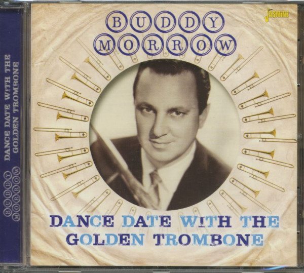 Dance Date With The Golden Trombone (CD)