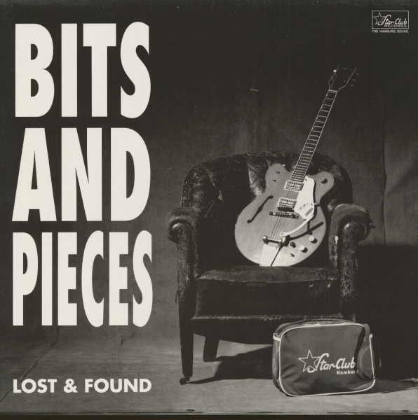 Bits And Pieces - Lost And Found (LP)