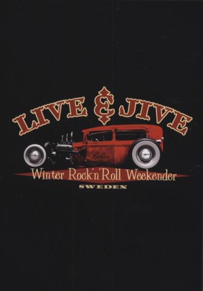 Live & Jive 2011 - R&R Weekender Sweden