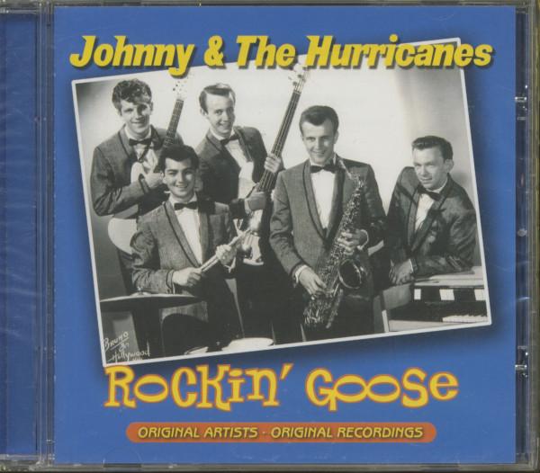 Rockin' Goose (CD)