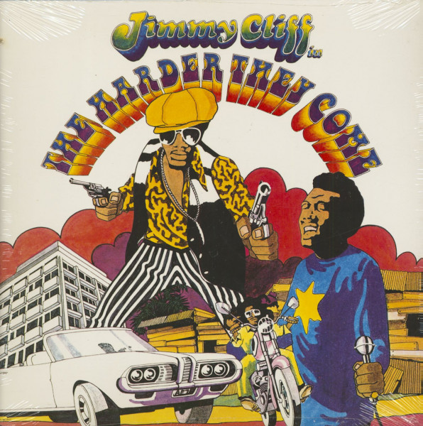 The Harder They Come - Original Soundtrack (LP)
