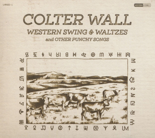 Western Swing & Waltzes And Other Punchy Songs (CD)