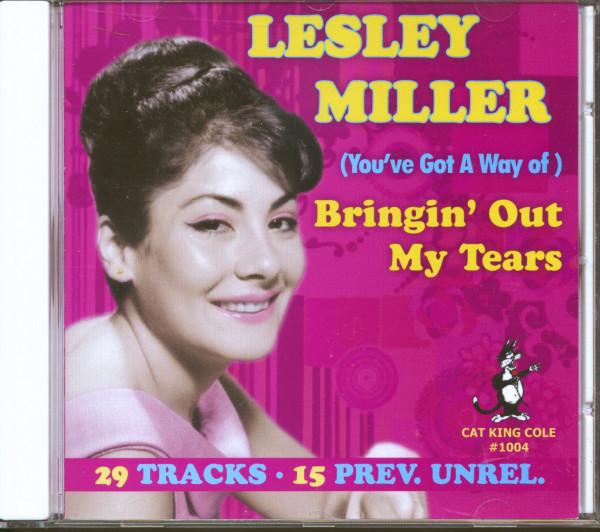 Bringin' Out My Tears (CD)