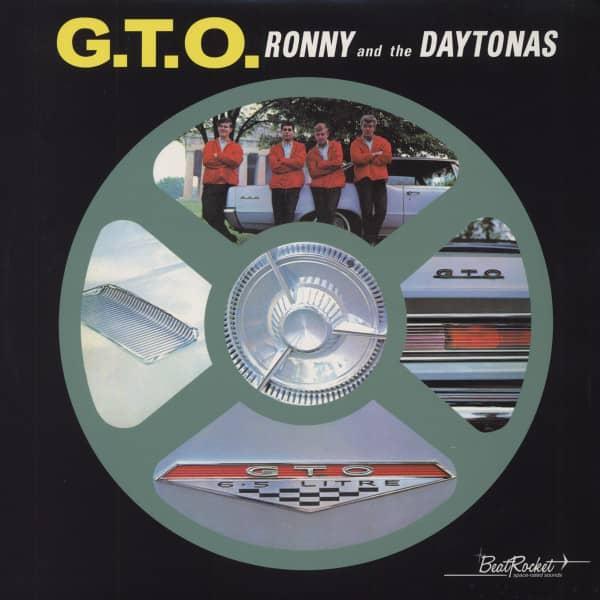 G.T.O....plus (180g)