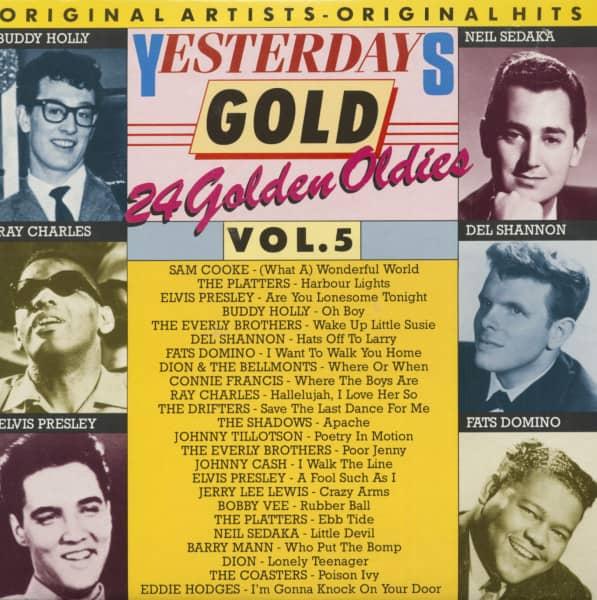 24 Golden Oldies Vol.5 (LP)