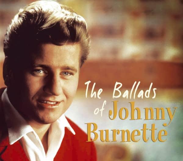 The Ballads of Johnny Burnette (CD)